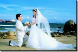 祝贺康康,新婚快乐!
