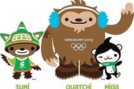 2010年温哥华冬奥会吉祥物,一样没有创意
