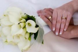 一场精致的婚礼